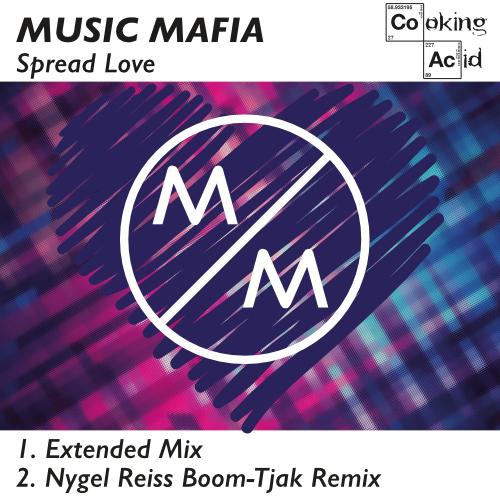 Music Mafia - Spread Love